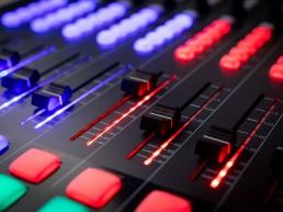Radio Mixer Console Oxygen 3000 AxelTech