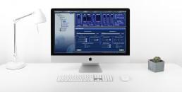 Broadcast audio processor Falcon XT AxelTech