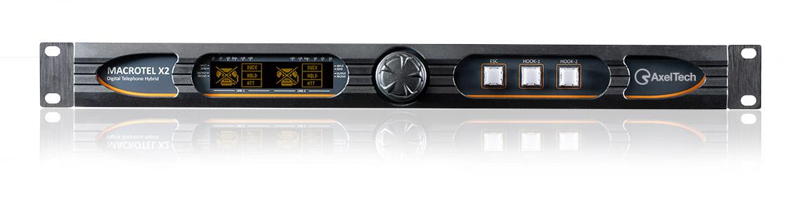 Macrotel hybride numérique X2 AxelTech