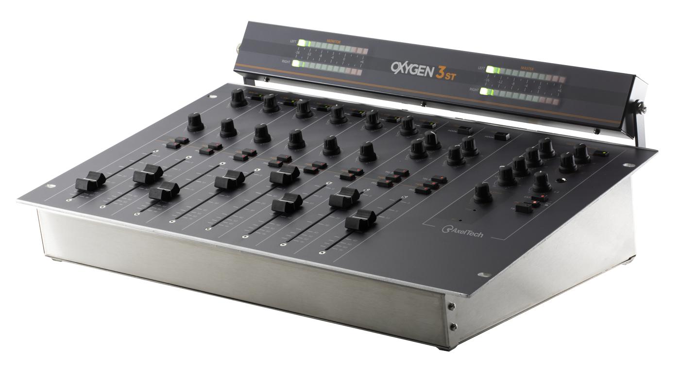 Console Radio Diffusion Oxygène 3st AxelTech