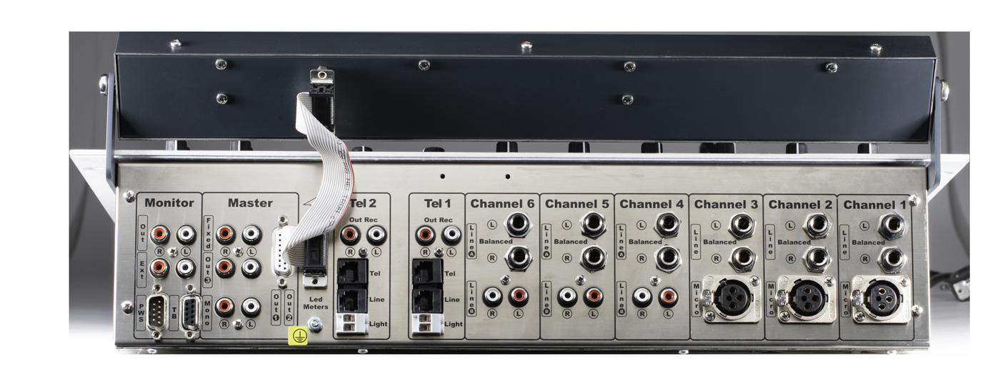 Console de diffusion analogique Oxygen 3st AxelTech