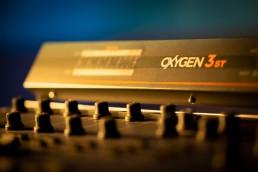 Analog Broadcast Console Oxygen 3st AxelTech