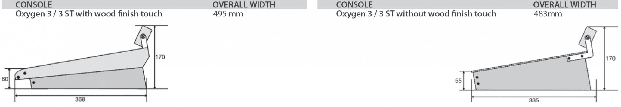Mélangeur Radio Analogique Oxygène 3 AxelTech