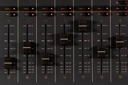 Analog Radio Mixer Oxygen 3 AxelTech