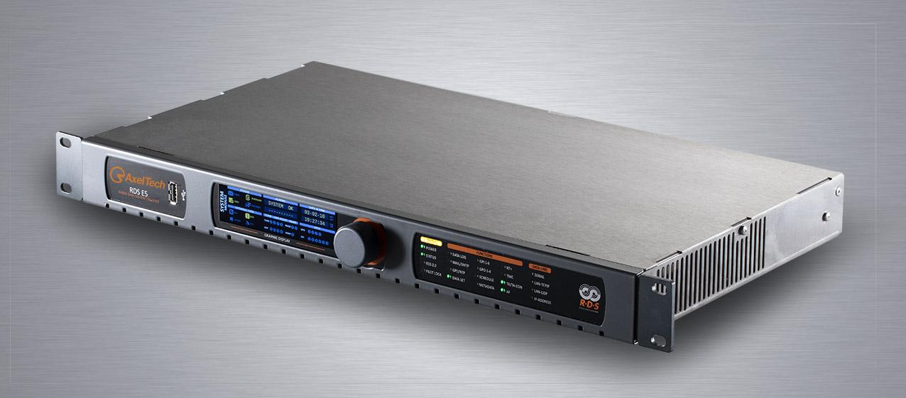 RDS Encoder RDS E5 AxelTech
