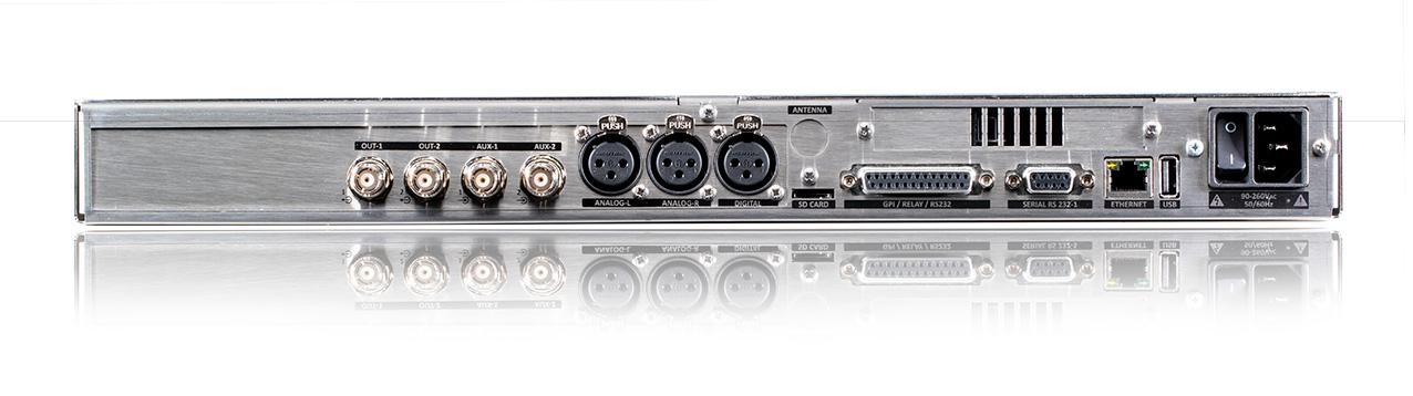 Distribution FM Contrôle et surveillance du réseau Tiger E3 AxelTech