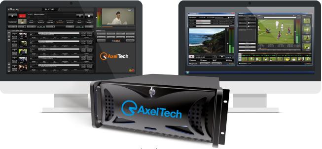Chaîne d'automatisation TV In a Box XTV AxelTech