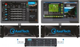 TV Automation Channel In a Box XTV AxelTech