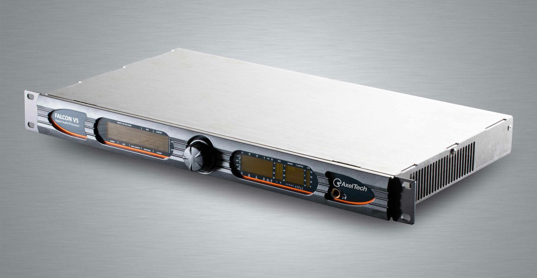 Processeur audio radio Falcon VS AxelTech