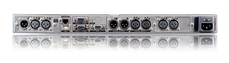 Commutation audio numérique Fox AxelTech