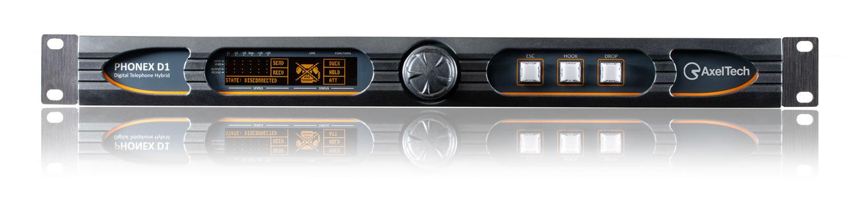 Téléphone de diffusion hybride Phonex D1 AxelTech