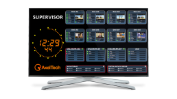 System of Control Peacock Supervisor AxelTech