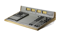 Console Radio Broadcast Oxygen 4 AxelTech