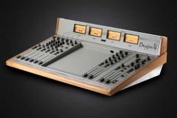 Modular Analog Radio Mixer console Oxygen4 AxelTech