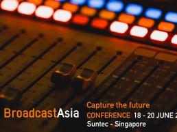 Broadcast 2019 Singapore