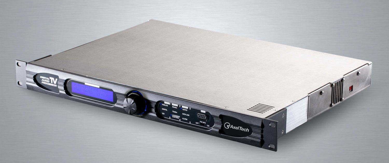 Processeur audio TV Falcon trois AxelTech