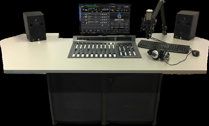 Système de programmation musicale Soundtrack AxelTech