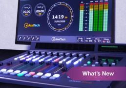 Oxygen Axel Tech
